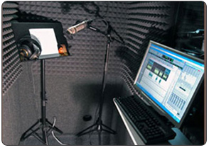 Home Studio Set Up, Voice Over Booths. Sound Recording Equiments ...